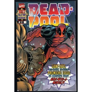 Deadpool (1997) #1 NM (9.4)