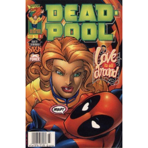 DEADPOOL (1996) #3 VF/NM