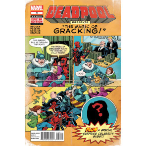 DEADPOOL (2012) #40 VF/NM MARVEL NOW!