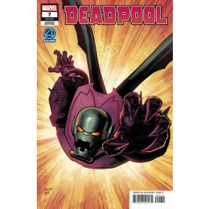 Deadpool (2018) #7 VF/NM Fantastic Four Villains Variant