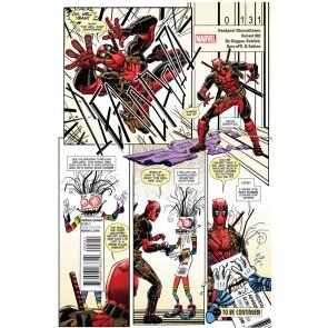 Deadpool (2015) #2 VF/NM Gerry Duggan Scott Koblish Variant Cover