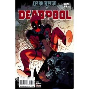 Deadpool (2008) #6 VF/NM Jason Pearson Cover Dark Reign