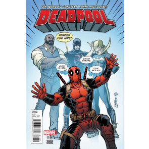 Deadpool (2015) #13 VF/NM Ron Lim Variant Cover