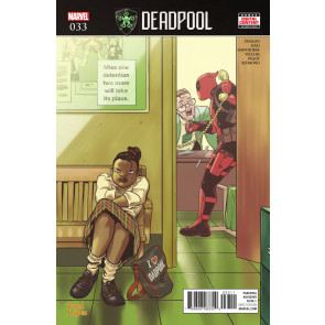 Deadpool (2015) #33 VF/NM