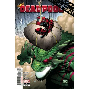 Deadpool (2019) #5 (#320) VF/NM Gerardo Sandoval Cover