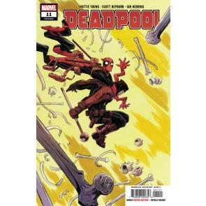 Deadpool (2018) #11 VF/NM Hepburn Cover