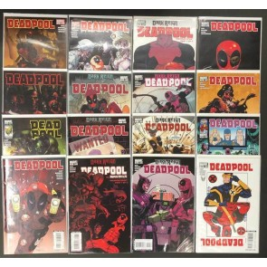 Deadpool (2008) #'s 1-63 + Annual #1 + More VF/NM Set of 67 Books