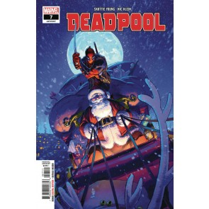 Deadpool (2018) #7 VF/NM
