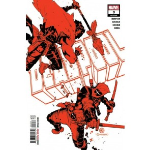 Deadpool (2019) #3 VF/NM Chris Bachalo Cover