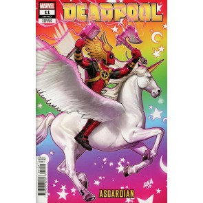 Deadpool (2018) #11 VF/NM-NM David Nakayama  Asgardian Variant Cover