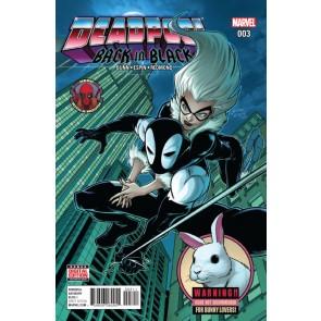 Deadpool: Back In Black (2016) #3 VF/NM