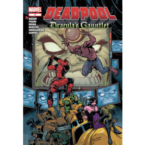 Deadpool: Dracula's Gauntlet (2014) #4 OF 7 VF/NM
