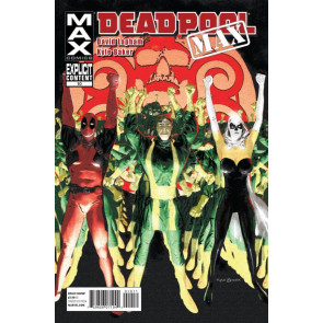 DEADPOOL MAX (2010) #10 VF/NM DAVID LAPHAM KYLE BAKER