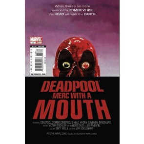 Deadpool: Merc With a Mouth (2009) #'s 3 5 6 8 10 11 & 7 1st App Lady Deadpool