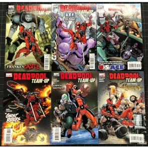 Deadpool Team-Up (2010) NM (9.4) #899 898 897 896 895 894 6 issue run