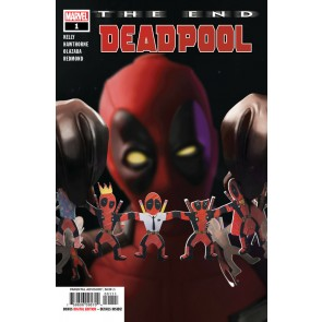 Deadpool: The End (2020) #1 VF/NM Rahzzah Cover