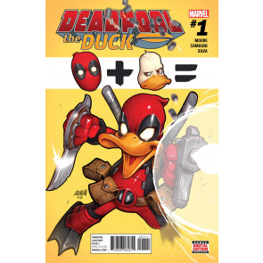 Deadpool the Duck (2016) #1 VF/NM