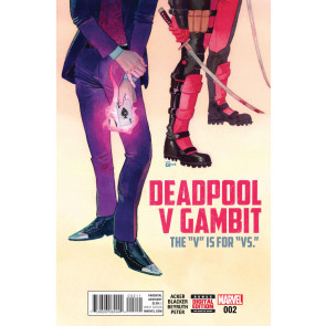 Deadpool V Gambit (2016) #2 VF/NM