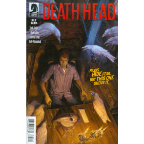 Death Head (2015) #2 VF/NM Dark Horse Comics