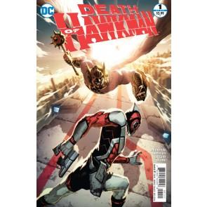 Death of Hawkman (2016) #1 of 6 VF/NM Philip Tan Cover