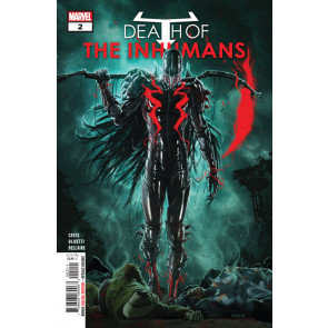 Death of the Inhumans (2018) #2 VF/NM