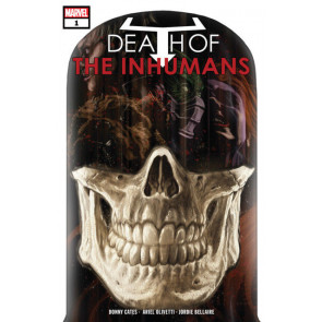 Death of the Inhumans (2018) #1 VF/NM (9.0) or better 1st app Vox Donny Cates