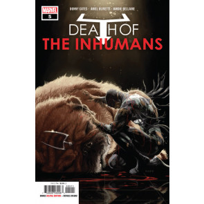 Death of the Inhumans (2018) #5 VF/NM