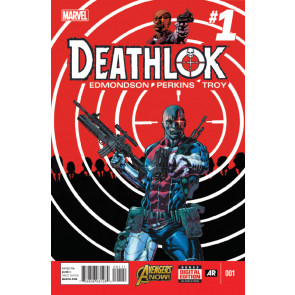 DEATHLOK (2014) #1 VF+ - VF/NM MARVEL NOW!