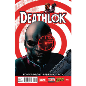 DEATHLOK (2014) #2 VF+ - VF/NM MARVEL NOW!
