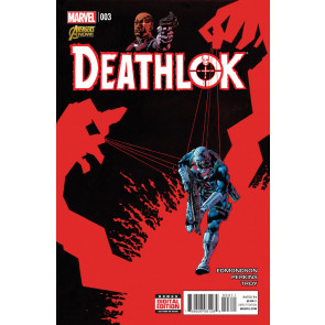 DEATHLOK (2014) #3 VF/NM MARVEL NOW!