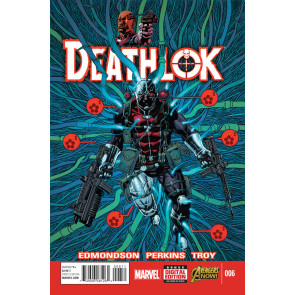 DEATHLOK (2014) #6 VF/NM MARVEL NOW!