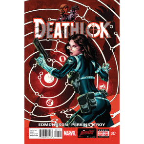 DEATHLOK (2014) #7 VF/NM MARVEL NOW!