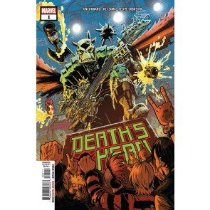 Death's Head (2019) #1 VF/NM