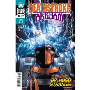 Deathstroke (2016) #39 VF/NM Tyler Kirkham Cover