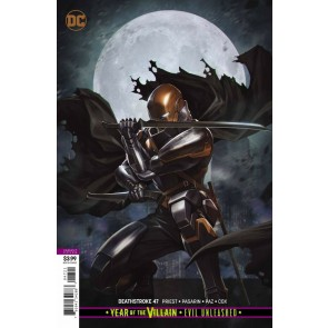 Deathstroke (2016) #47 VF/NM-NM Skan Variant Cover YOTV