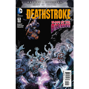 Deathstroke (2014) #15 VF/NM Tyler Kirkham Cover