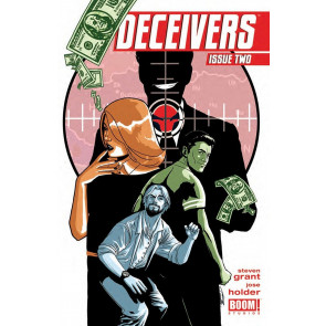 DECEIVERS (2013) #2 VF/NM BOOM!