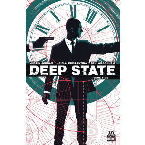 DEEP STATE #5 VF/NM BOOM!