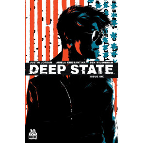 DEEP STATE #6 VF/NM BOOM!