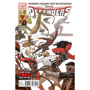 DEFENDERS (2012) #10 VF/NM