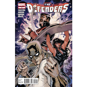 DEFENDERS (2012) #2 VF/NM