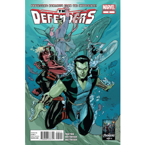 DEFENDERS (2012) #5 VF/NM TERRY DODSON