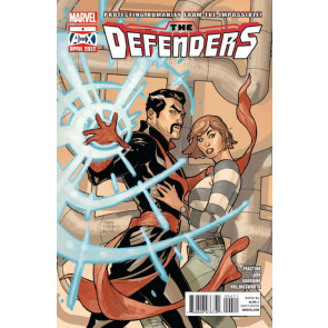 Defenders (2012) #4 VF/NM Terry Dodson Dr. Strange