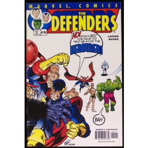 DEFENDERS VOLUME 2 #5 ERIK LARSEN 2001 NM