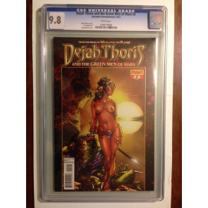 Dejah Thoris and the Green Men from Mars (2013) #2 CGC 9.8 Anacleto (1099778006)