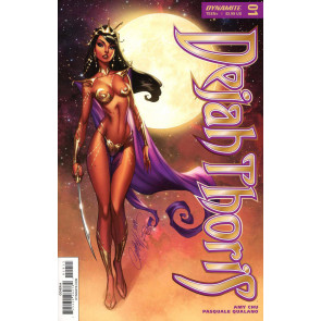 Dejah Thoris (2018) #1 VF/NM (9.0) J. Scott Campbell cover Dynamite Ent.