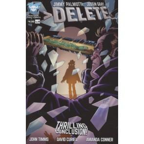 Delete (2016) #4 VF/NM Jimmy Palmiotti Amanda Conner Devil's Due