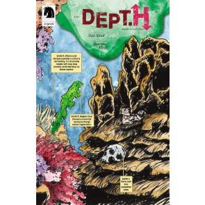 Dept. H (2016) #12 VF/NM Matt Kindt Dark Horse Comics