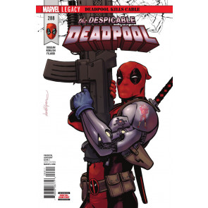 Despicable Deadpool (2017) #288 VF/NM