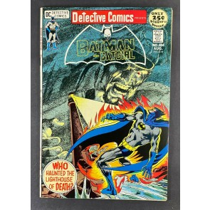 Detective Comics (1937) #414 VF (8.0) Neal Adams Cover Batman and Batgirl